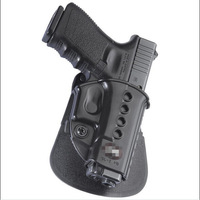 Pistol tactical holster GL2-ND RH Paddle Glock Walther PK-380 Kahr CW40 CM40 P40 PM40 P45 Evolution 2