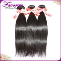 Indian Virgin Hair Silky Straight 3Pcs Lot Ali Favorite Human Hair Products Unprocessed Virgin Indian Hair Weave Bundles 6A