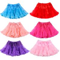The Christmas Pettiskirt Fresh Green Tutu Bow Decorate Cotton Lovely Girl Plus Size Tutu Skirt For 2T-8T
