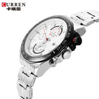 Curren Brand Military Watch Men Luxury Brand Elegant Watches Round Watch Auto Date Fashion Army Style Men Casual Wristwatches