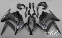 Freeshiping 2013-2015 Fairing set sell for Ninja 300 Kawasaki black