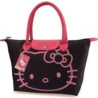 5 Colors Hot Sale New Hello Kitty Bags Medium Classic Tote Bag Purse High Capacity Handbag Shoulder shopping Tote School bag