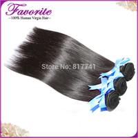 6A Malaysian Virgin Hair Silky Straight 3Pcs Lot Good Quality Unprocessed Virgin Malaysian Human Hair Weave Bundles for sale
