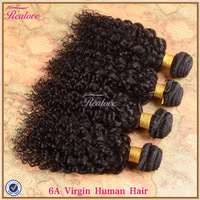 "peruvian virgin hair water wave 4pc 7A Realove soft 8""-28"" water wave virgin hair peruvian curly hair extension cheap human hair"