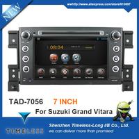 Pure Android 4.4 Capacitive Multi-Touchscreen Car Stereo For Suzuki Grand Vitara 2005-2011 with GPS Radio Bluetooth Wifi TV