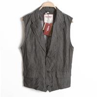 2014 Hot Sale Winter Vest Men Brand Mens Jacket Best Quality For Men's Boy Boy's Not Denim Jeans Christmas Day New Year 4003