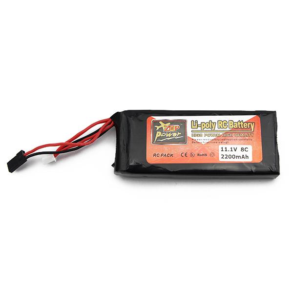 Запчасти и Аксессуары для радиоуправляемых игрушек ZOP POWER ZOP lipo 11.1V 2200mAh 3S 3PK RC /toy LiPolymer 2200mAh 11.1V