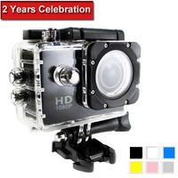 Mini Camcorders Action Camera Full HD DVR Sport DV 1080P Waterproof 1.5 inch G Senor Motor DV 170 Wide Angle EU plug MicroData