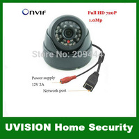 Mini IP Camera 720P Securiy HD Network CCTV Camera Mega pixel indoor Network IP Camera ,ONVIF H.264 free shipping