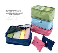 Free Shipping Travel Storage Bag Waterproof Clothes Organizer Pouch Suitcase Handbag 4007-983