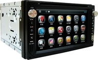 SEND FROM RUSSIA Android 4.2 Car DVD GPS Navigation 2DIN Car Stereo Radio Car GPS Bluetooth USB/SD Universal Player