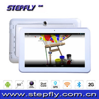 9 inch capacitive touch screen MTK6572 Dual core Android 4.2 WIFI GPS 2G tablet pc(SF-M908)