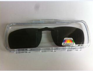 Mini Clip On Myopia Glasses Driving Car Polarized Sunglasses Clip For Christmas Gift Polarised Fishing Travel Oculos(China (Mainland))