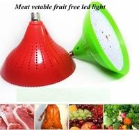 Super bright low luminous decay Epistar chip 30W E27 LED fresh light vegetable fruit led bulb lamp 2pcs free ship