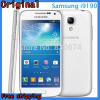 "Original Samsung Galaxy S4 Mini i9190 Unlocked Smartphone 4.3"" Dual Core CPU 1.7GHz 8MP Camera 8GB Android 4.2 WiFi Refurbished"