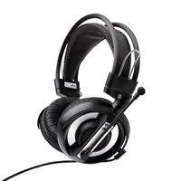2015 New Free Shipping Fashion 7.1 Earphones Headset Stereo Gaming Headphones Voice Headset with Microphone for Computer/Music