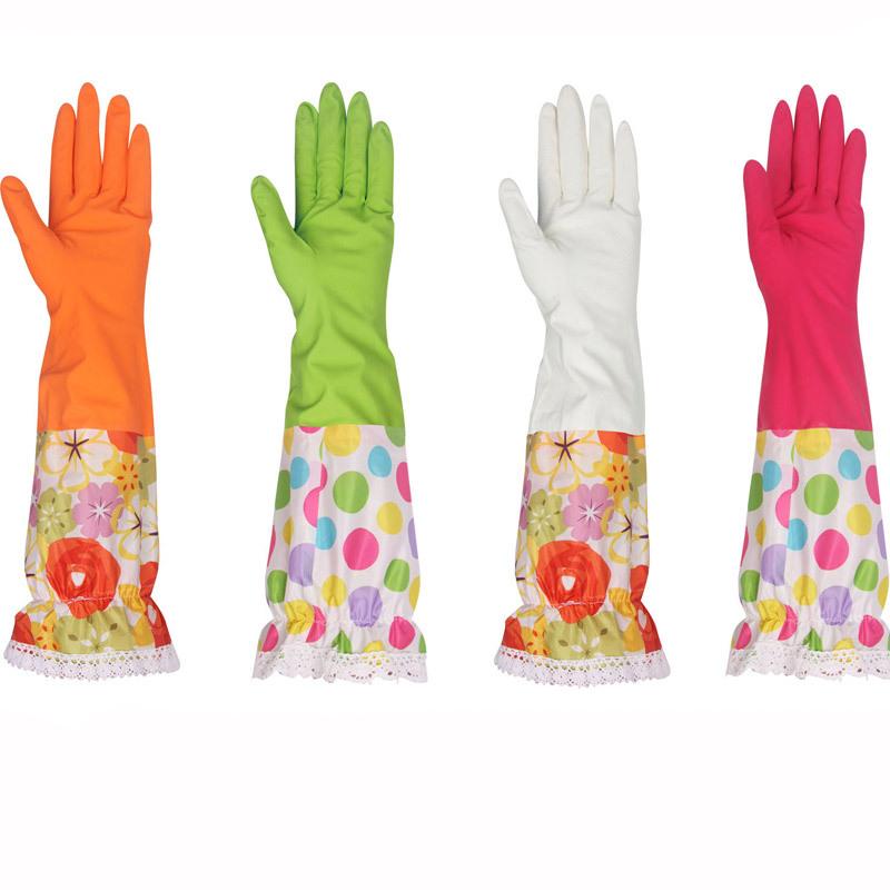 Dishwashing Gloves Kitchen Kitchen Gloves Durable Laundry