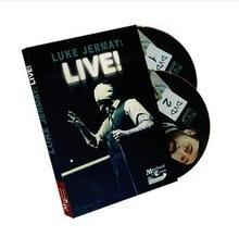 Luke Jermay LIVE! by Luke Jermay & Marchand de Trucs(China (Mainland))
