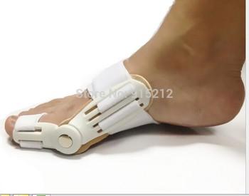 1 пара новый большой палец большого пальца стопы шинная выпрямитель корректор боль ...