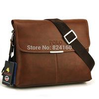 Free shipping 2014 Hot Men's Bags Briefcase briefcase men's fashion casual men's Messenger Bag