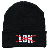 2015 Fashion New Sport Winter NON LDN Beanie Cap Men Hat Beanie Knitted Winter Hiphop Hats