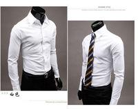 Free ShippingCode 17-color shirts casual men's shirts