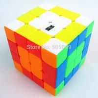 New MoYu Aosu 4x4x4 Magic cube Stickerless 4x4 Speed Cube Bright Stickerless