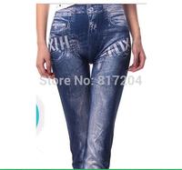 Women Fashion Hot Leggings Spandex Jeans Alphabet Pleated Pants Casual Leggings Free Shipping Promotional Discounts DDK007