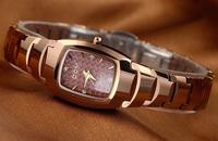 Dom women watches ladies brand watch clock women christmas gift woman fashion tungsten steel quartz watch relogios femininos
