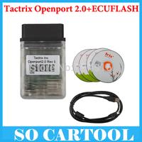 2015 New Arrival Tactrix Openport 2.0+ECUFLASH Tactrix Openport 2.0 ECU Chip Tunning Free Shipping