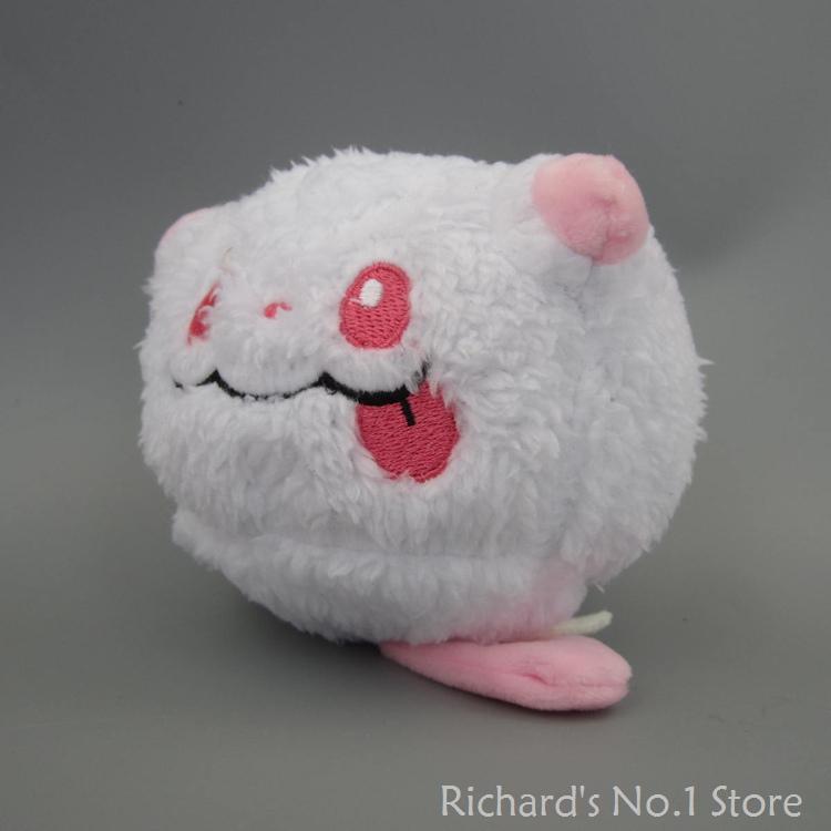 10pcs/lot Japanese Anime Cartoon Pokemon Swirlix Plush Toy 10 CM Pocket Swirlix Stuffed Animals Plush Doll(China (Mainland))