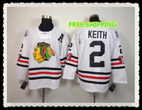 Free Shipping Cheap Chicago Blackhawks #2 Duncan Keith 2015 Winter Classic Jersey,Name and Number Are Stitched