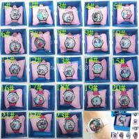 Many Colors To choose Wholesale Frozen Watches,10Pcs/Lot Frozen Princess Anna/Elsa Watch,Free Gift Boxes, Sale Drop Ship