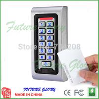 New Metal Keypad Access Control ID/EM Password Keypad Access Control Can be as Wiegand Reader