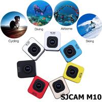 Original SJCAM SJ4000 M10 Cube Mini Full HD Action Camera Sport DV Video Camera Waterproof 1.5 inch Ultra HD screen Web Camera