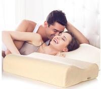 Health care pillow neck pillow  memory foam pillow high and low pillow