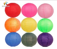 Free shipping 8inch (20CM) 10pc/lot Chinese paper lantern lamp festival&wedding party decorations wedding lantern