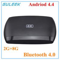 GLK-S7R Android 4.4 4k Smart TV Box with RK3288 Cortex A17 Quad Core CPU,WIFI,LAN,Bluetooth,USB,HDMI