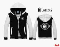 Last Kings Sweatshirts mens high Jackets fashion sweaters 25 styles sportswears Size S-XxXL wholesale price
