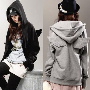 Женщины 2014 мода зимнее пальто женщин зимняя куртка женщин меховой воротник теплый и пиджаки толстовки