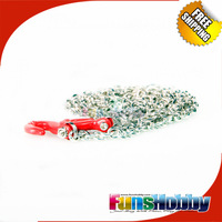 MHPC 1:10 RC Car Rock Crawler Accessory Long Chain Hook Red RC 4WD for Axial Tamiya Cod.FH31008
