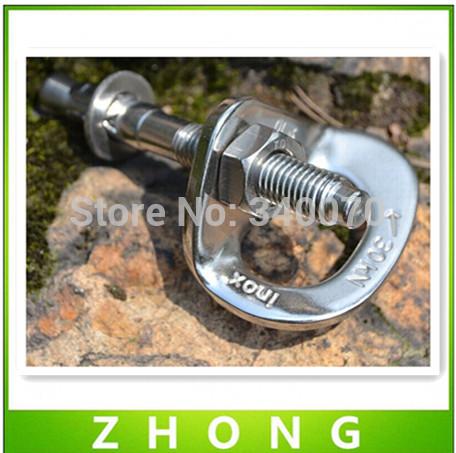 Outdoor rock climbing rock caving rock climbing nail screw bolt protection site(China (Mainland))