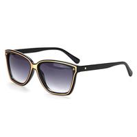New 2014 brand unisex Sunglass men Multicolor lens Sun Glasses UV400 FDY8613