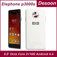"In Stock!Original Elephone P3000 P3000s WCDMA MTK6592 Octa Core 4G FDD LTE 2GB+16GB Android 4.4 phone 5.0""  IPS 13.0MP /Koccis"