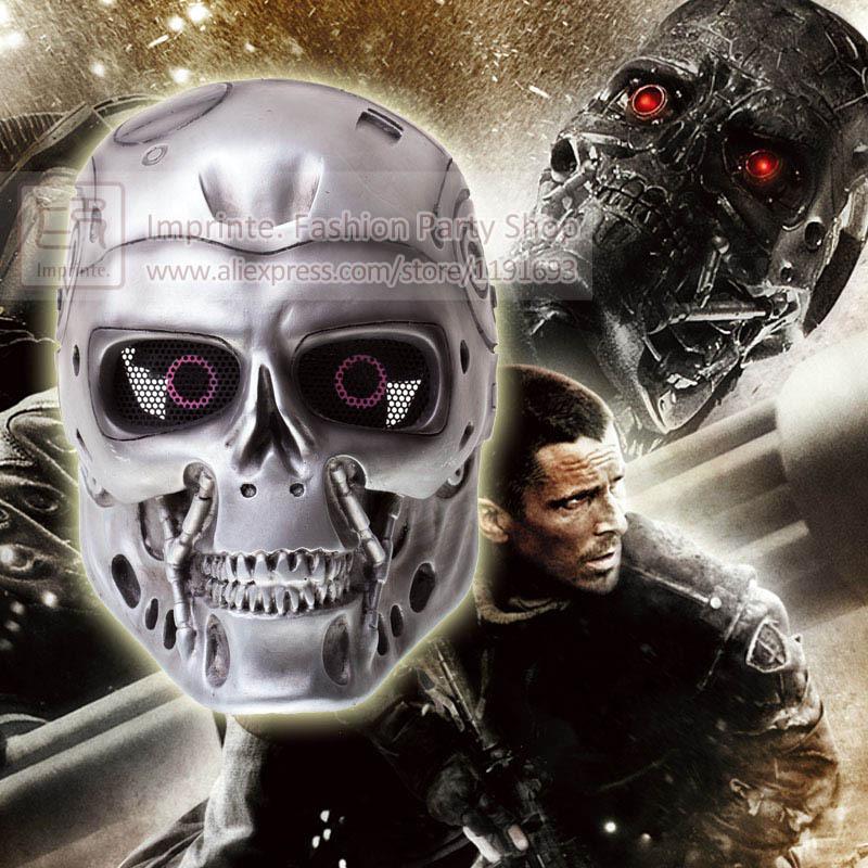 Terminator Robot For Sale Terminator Robot Skull Mask