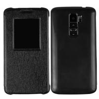 Luxury Original Kingsing S2 Flip Leather Cover Case For Kingsing S2 Mobile Back Cover Phone Cases Protector Black Or White Color