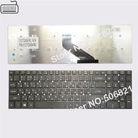 Russian Keyboard For Acer Aspire 5830 5830G 5830T 5830TG 5755 5755G Gateway NV55 NV57 BLACK RU version