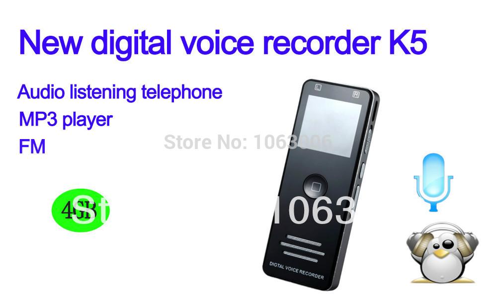 купить Цифровой диктофон Tops Mind 4 MP3 K5 дешево