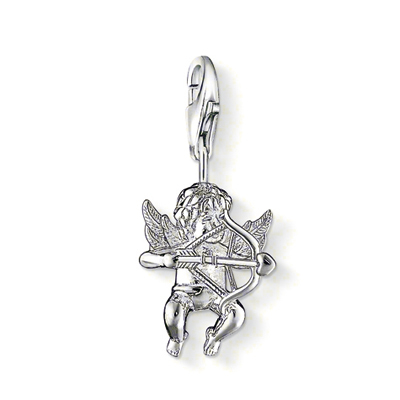 Angel Cupid Charm Thomas Style Charm Club Good Jewelry For Women 2015 Ts Gift In 925