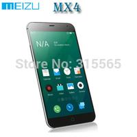 Original Meizu MX4 M461 5.36 Inch 2070MP Octa Core 4G FDD LTE WCDMA MTK6595 Android 4.4  2GB RAM